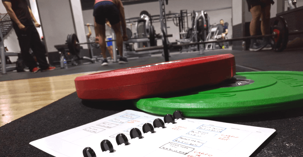 Weightlifting beginner's guide